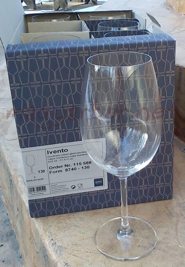 Schott Zwiesel (Ivento 130) borospohár 633ml Bordeaux