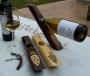 Egyensúly bortartó pácolt (gravírozva is)