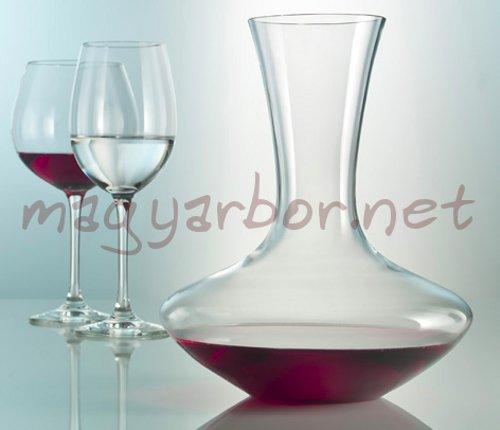 Schott Zwiesel dekantáló és 6db Taste 656 ml-es pohár