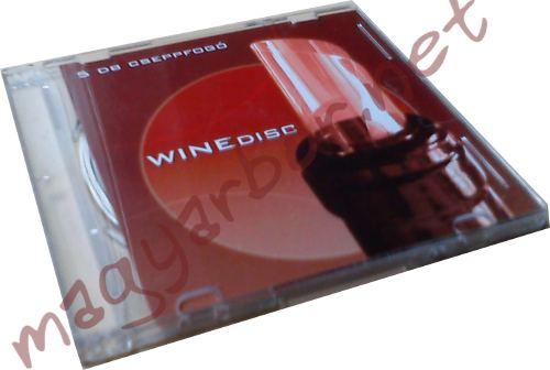 5 db fémSzínü Cseppör mini CD tokban