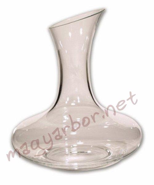 Dekantáló karaf 1 Literes